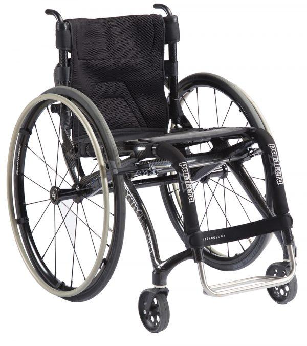 Panthera X Aktif Tekerlekli Sandalye 6