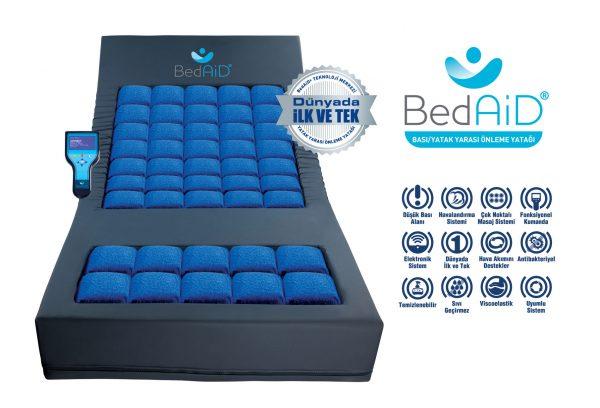 BedAiD Yatak Yarası Önleyen Sistem 2