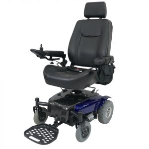 BL350 Akülü Sandalye 1