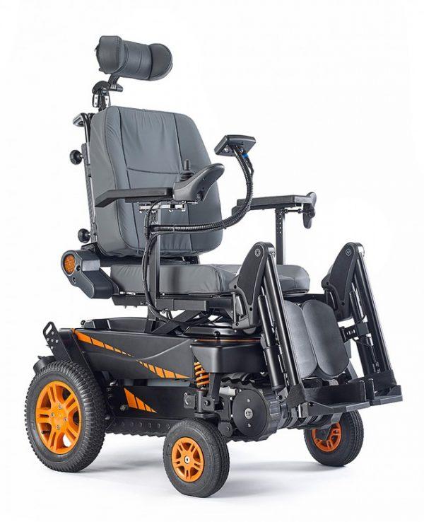 TopChair-S Merdiven Çıkabilen Akülü Sandalye 2