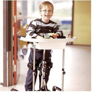 Toucan Engelli Çocuk Ayakta Durma Cihazı 1