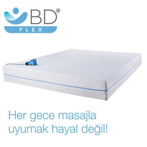 BedAid BD Flex Visco Yatak 1