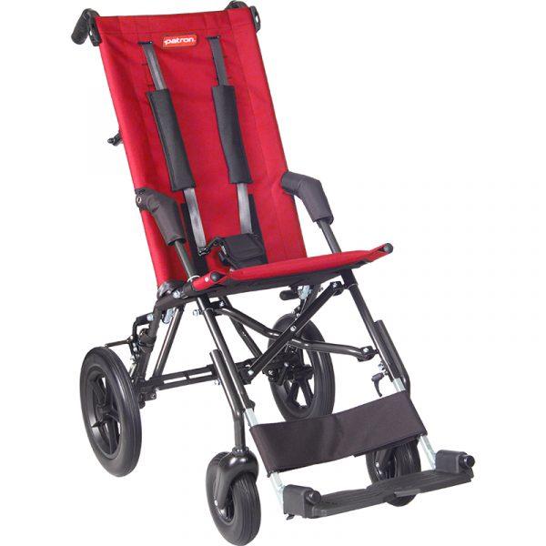 Corzino Basic Engelli Çocuk Puseti Kırmızı