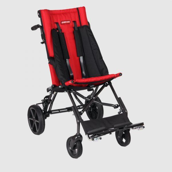 Corzino Xcountry Engelli Çocuk Arabası, Puseti Kırmızı Yeni