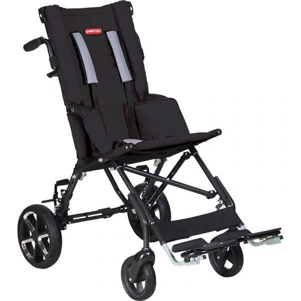 Corzino Xcountry Engelli Çocuk Arabası, Puseti Siyah