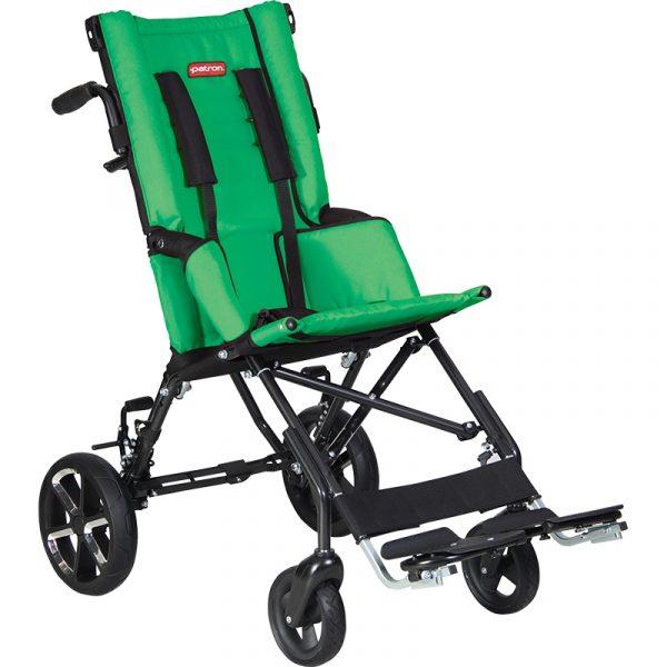Corzino Xcountry Engelli Çocuk Arabası, Puseti Yeşil