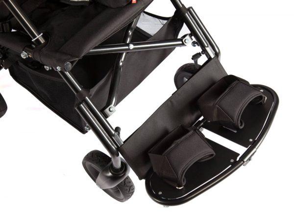 Corzo Xcountry Engelli Çocuk Arabası, Puseti 3