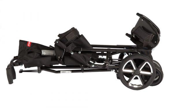 Corzo Xcountry Engelli Çocuk Arabası, Puseti 4