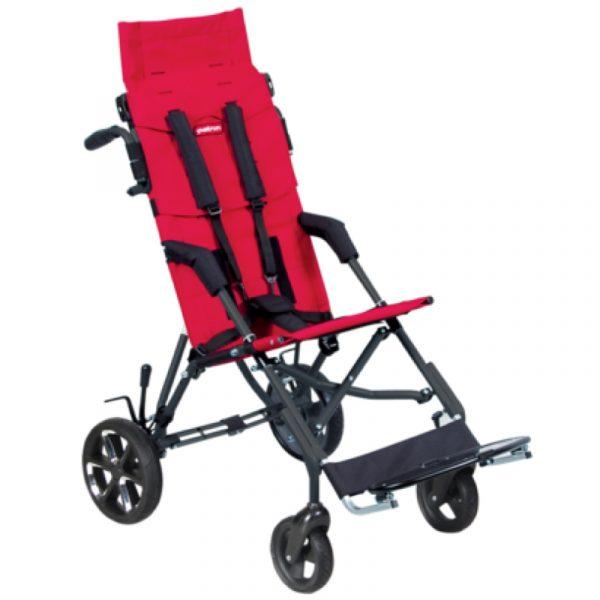 Corzo Xcountry Engelli Çocuk Arabası, Puseti 9