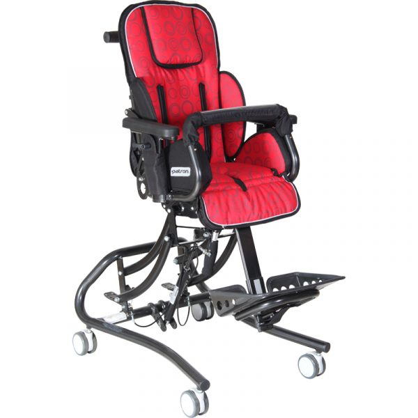 Froggo Engelli Çocuk Oturma Sistemi Kırmızı