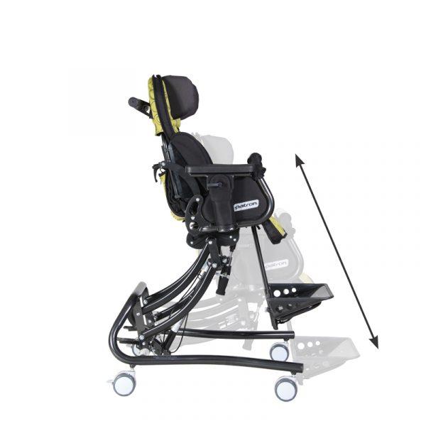 Froggo Engelli Çocuk Oturma Sistemi Yere yakınlık Ayarı