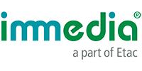 Immedia logo