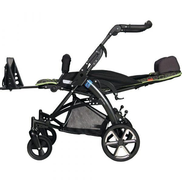 Jacko Streeter Engelli Çocuk Arabası sırt yatış