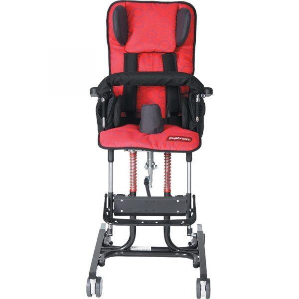 Tampa Engelli Çocuk Oturma Sistemi Kırmızı