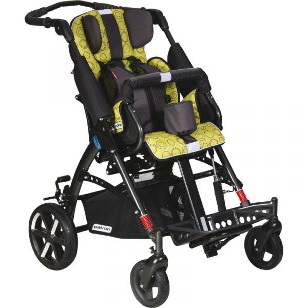 Tom 5 engelli çocuk puseti sarı