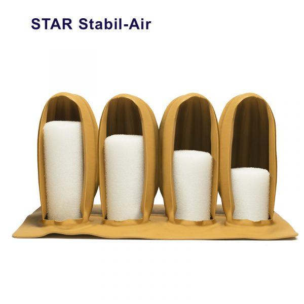 Stabil Air Tekerlekli Sandalye minderi içi süngerli