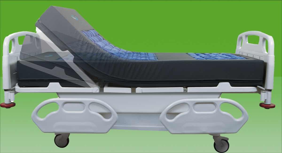 Hasta Yatagi konusunda yenilikci cozumler BedAiD Hasta Yatagi_Kaliteli Havali Yatak