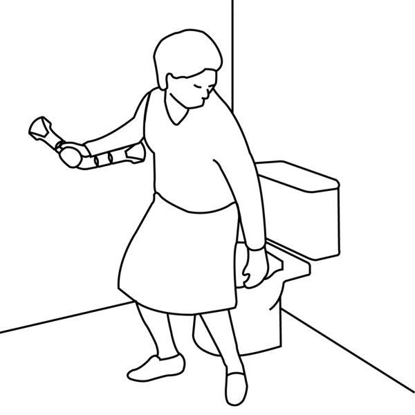 Etac Banyo Tutamağı 3