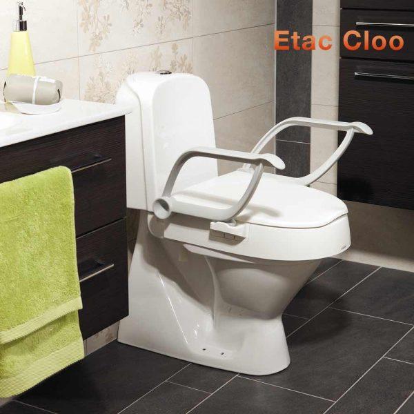 Etac Cloo Klozet Yükseltici 2