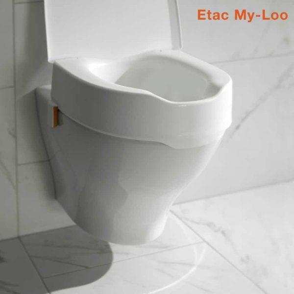 Etac My-Loo Klozet Yükseltici 2