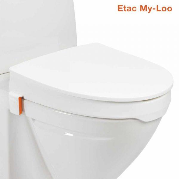 Etac My-Loo Klozet Yükseltici 6