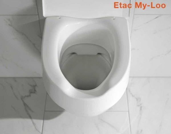 Etac My-Loo Klozet Yükseltici 7